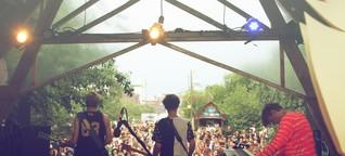 Daughterville-Festival: Party, Beats und Blitze