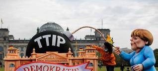Warum TTIP Angst verbreitet