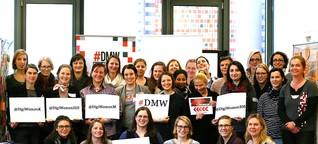 Digital Media Women: Wir bringen Frauen auf die Bühnen | Virenschleuder-Preis #vsp15