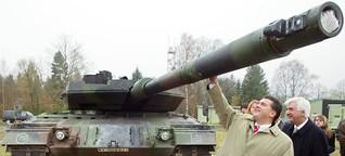 Deutsche Steuerzahler müssen Militär-Forschung mitfinanzieren