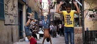 "ZÜNDFUNK: Der Libanon ""We're in deep shit"""
