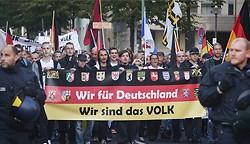 Rechter Flop zur deutschen Einheit