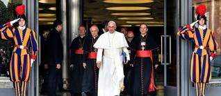 Der Papst punktet