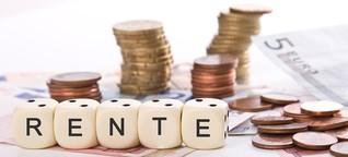Prognose: Rentenperspektiven 2040