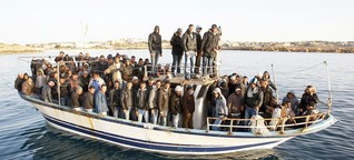 "Flüchtlingsgipfel: ""Ein Krieg gegen Flüchtlinge"" | ZEIT ONLINE"