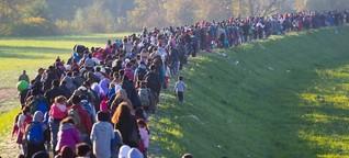 Fachkräftemangel: Flüchtlinge - wenig Daten, viel Hoffnung