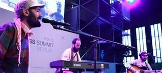 Syrische Band Khebez Dawle: Auf der Flucht - und auf Tour
