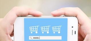 Mobile Commerce: Einkaufen ohne Grenzen