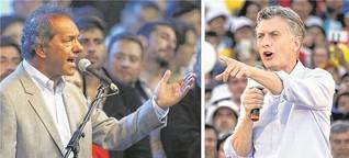 Argentinischer Kurswechsel