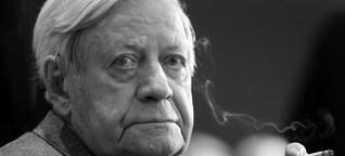 Zum Tod von Helmut Schmidt: Sein Leben in neun Videos
