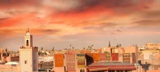 Marrakesch: Stadt der orientalischen Kapriolen