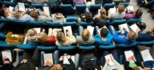 Handel mit Mitschriften: Aus der Vorlesung freigekauft