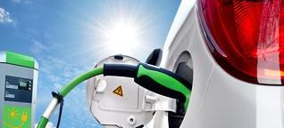 Stromtankstellen: Eine eigene Ladestation für E-Autos | impulse