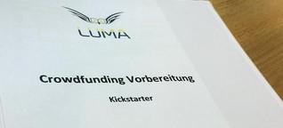 Projekt-Portrait: Luma Active | www.crowdfunding.de