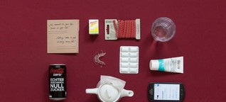 Versorgungslücke: Magersüchtig zwischen Sterbenskranken