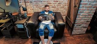 Deutschlands erstes Manikürestudio für Männer
