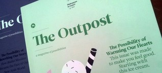 MedienMagazin 21.12.2014: Positives Gegenbeispiel: The Outpost, Magazin im Libanon | BR.de