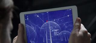 """""""Architecture of Radio""""-App macht Signalwellen sichtbar"""