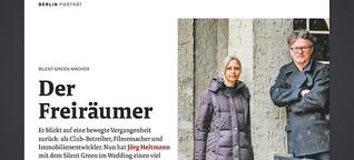 Der Freiräumer - Porträt Jörg Heitmann