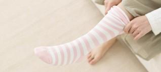 Winter-Zipperlein: Wie werden eiskalte Füße wieder warm? - SPIEGEL ONLINE