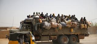 Die EU will Flüchtlinge weltweit stoppen