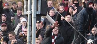 Hooligans in Brandenburg: Kategorie C - Nachrichten aus Brandenburg und Berlin
