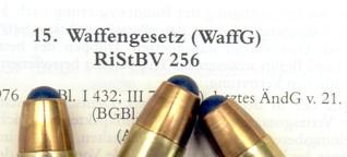 EU plant Verschärfung des Waffenrechts - Waffenbrüder wehren sich