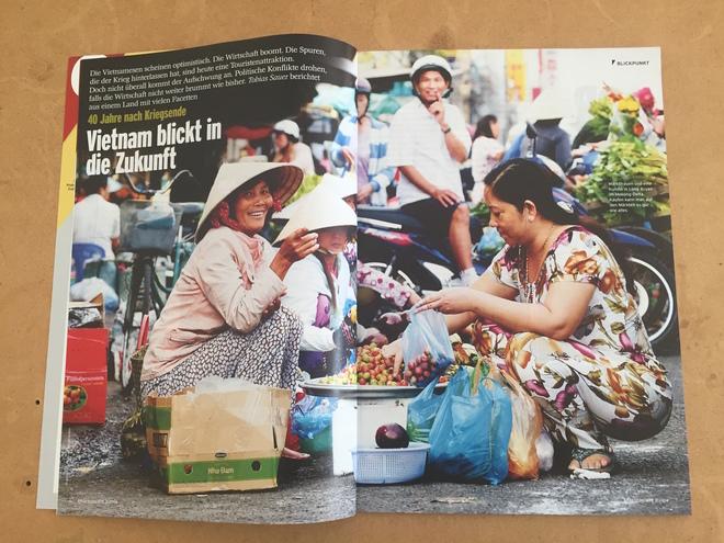 Vietnam blickt in die Zukunft