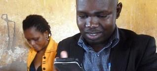 Ugandas Whistleblower: Eine App gegen die Korruption