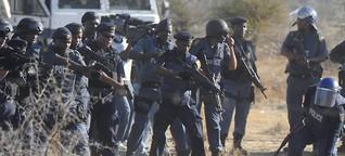 Krimis aus und über Südafrika: Dreck am Stecken