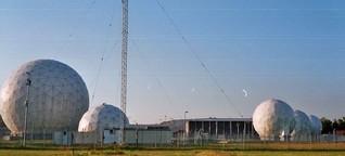 Bad Aibling: BND spioniert wieder für die NSA