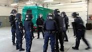 die nordreportage - Einsatz für die Bereitschaftspolizei