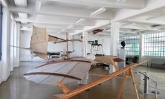 Kunst - Kultur Blog aus München: Flugwerft Oberschleissheim Lilienthal Ausstellung
