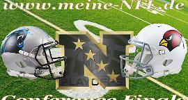 meine-NFL.de: Das NFC-Finale Carolina - Arizona