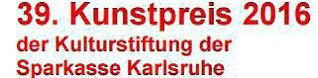 Kunst - Kultur Blog aus München: Kunstpreis Kulturstiftung Stadtsparkasse