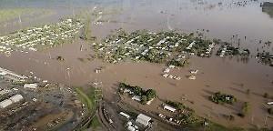 Hochwasser: Panik ist unaustralisch