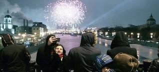 Ausgedehnte Neujahrs-Feiertage kosten Milliarden und stürzen Russland in Rezession