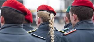 Mitmischen das Jugendportal des Deutschen Bundestages: Truppe im Wandel