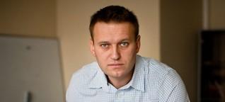 Interview mit Alexej Nawalni