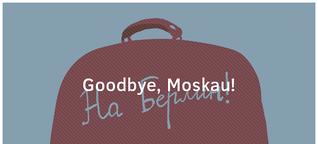 Goodbye, Moskau!