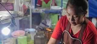 Bangkoks Strassenrestaurants: Starköche kochen für gewöhnliche Leute