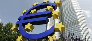 EZB erhöht den Leitzins - Die Zinswende ist da
