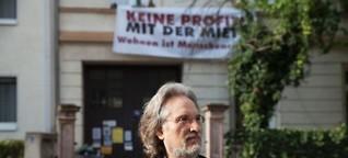 Manfred Zieran: Hassliebe zum Nordend
