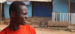 Daouda Sylla, Straßenfußballer