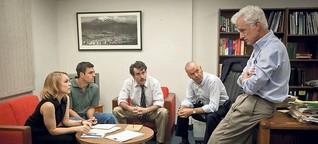 "Oscar-Kandidat ""Spotlight"": Sisyphos vor dem Aktenberg"