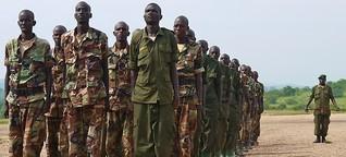 Uganda: EU-Ausbildung Somalischer Soldaten (Video/Foto)