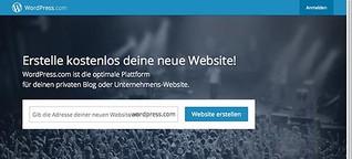 WordPress Hosting Vergleich der besten Anbieter