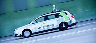 Automatisch mehr Sicherheit beim Fahren und Fliegen?