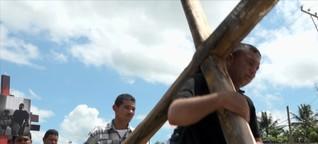 Mexiko am Mittelmeer: Dokumentarfilm Viacrucis Migrante - Kreuzweg der Migrant_innen