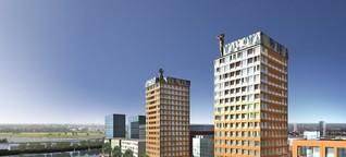 So lebt es sich in Deutschlands neuen Wohn-Türmen
